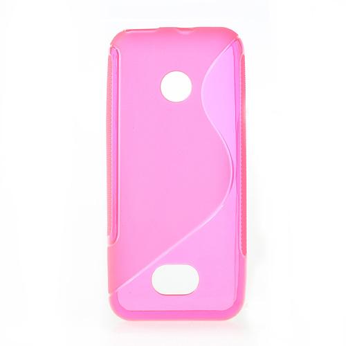 Odolné pouzdro pro Nokia 208 Barva: Růžová