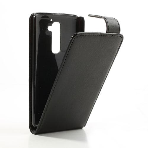 Koženkové pouzdro pro LG G2 Barva: Černá