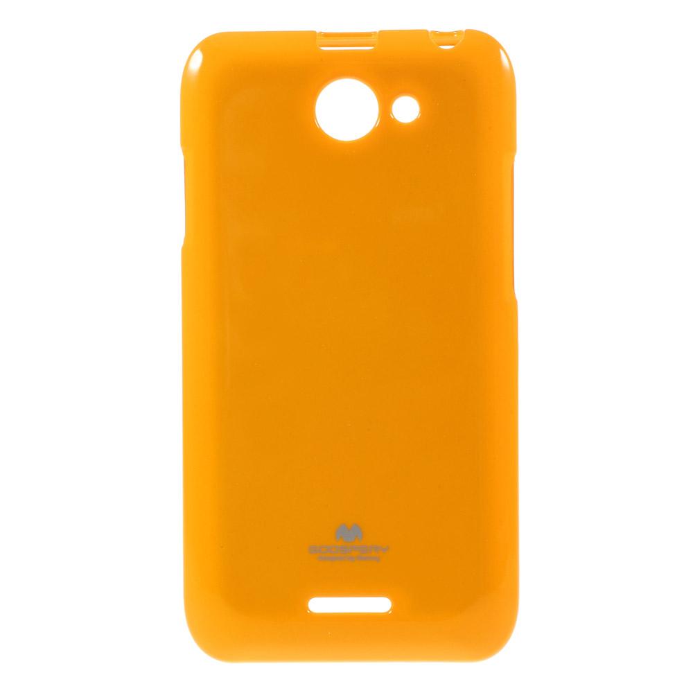 Odolné pouzdro pro HTC Desire 516 Barva: Oranžová