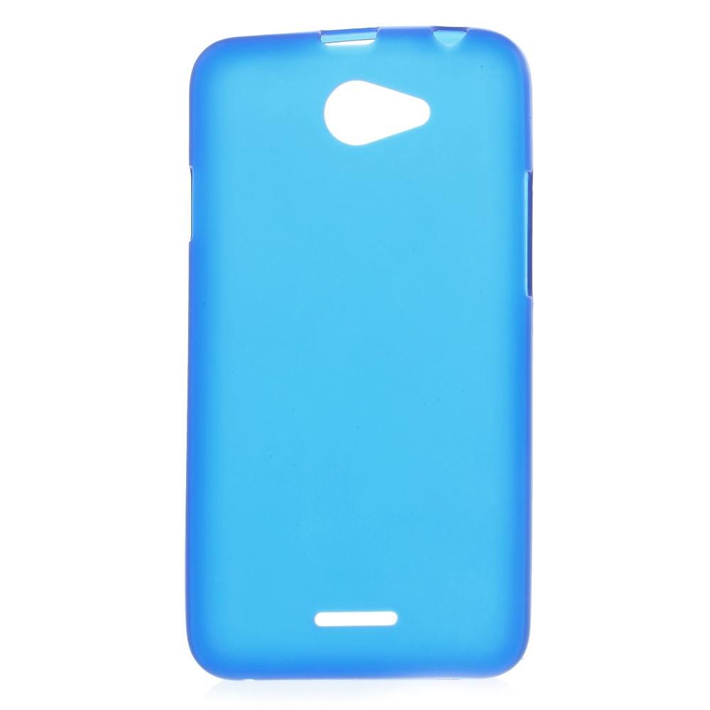 TPU pouzdro TVC pro HTC Desire 516 Barva: Modrá (tmavá)