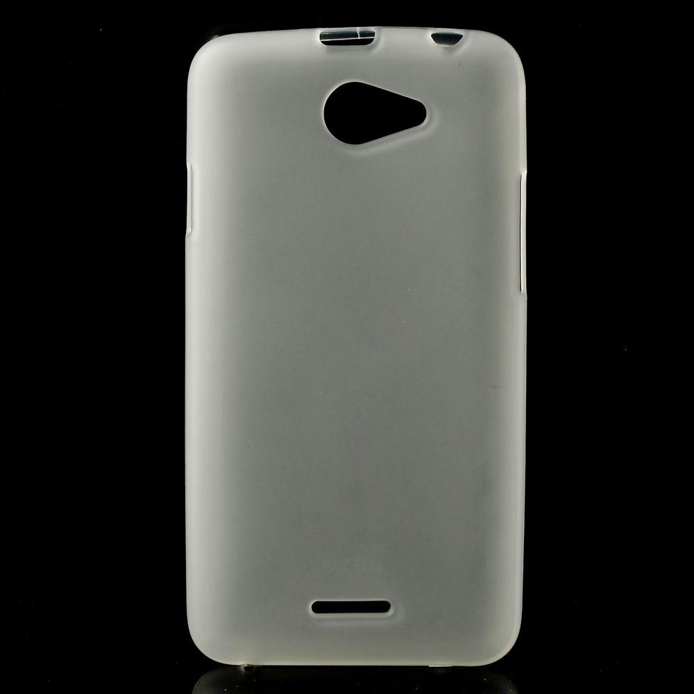 TPU pouzdro TVC pro HTC Desire 516 Barva: Bílá (poloprůhledná)