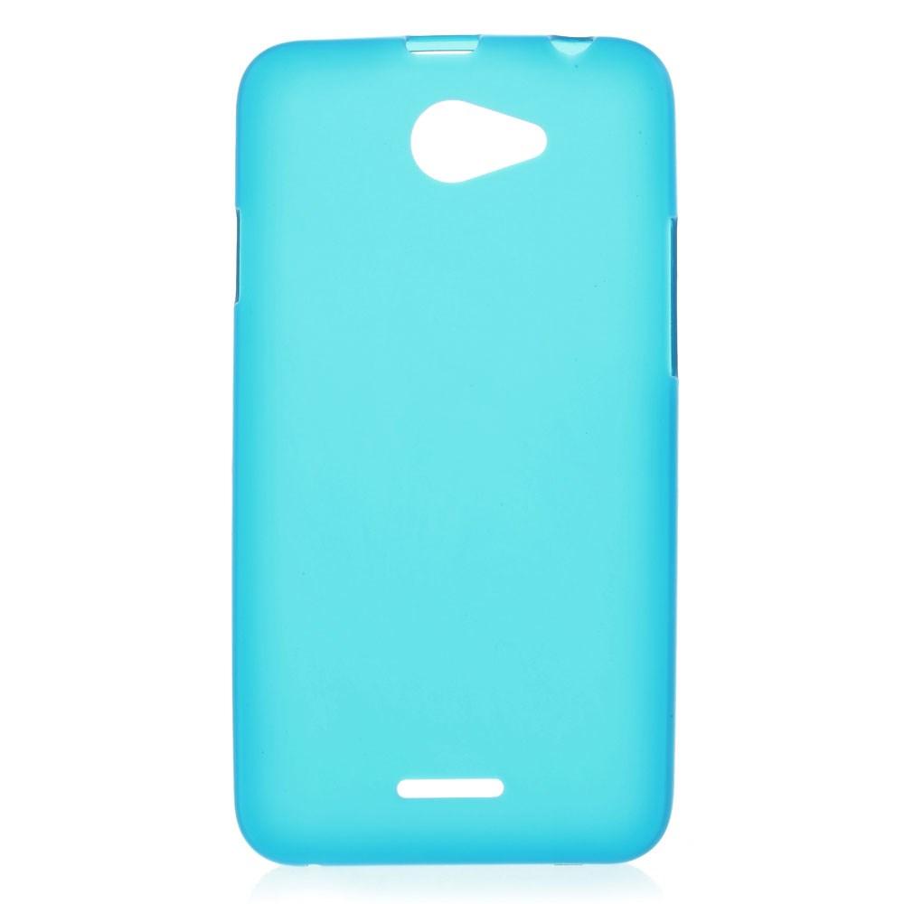 TPU pouzdro TVC pro HTC Desire 516 Barva: Modrá (světlá)