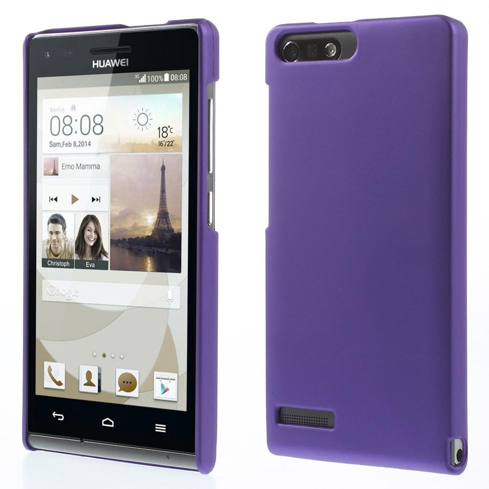 Plastové pouzdro TVC HardCase pro Huawei Ascend G6 4G Barva: Fialová