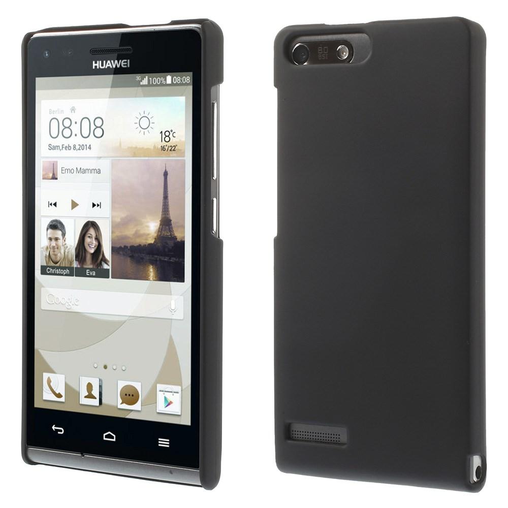 Plastové pouzdro TVC HardCase pro Huawei Ascend G6 4G Barva: Černá