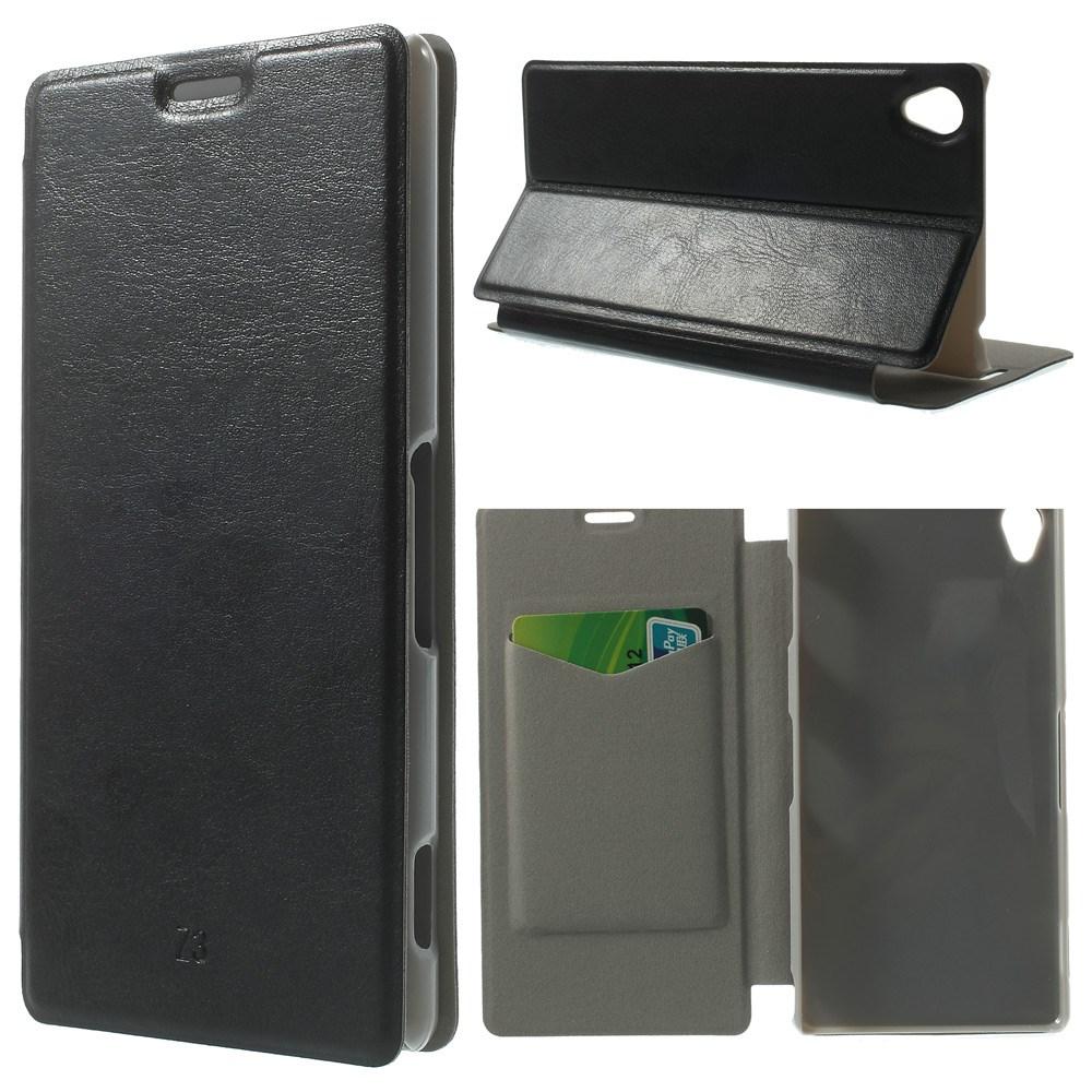 Pouzdro se stojánkem pro Sony Xperia Z3 Barva: Černá
