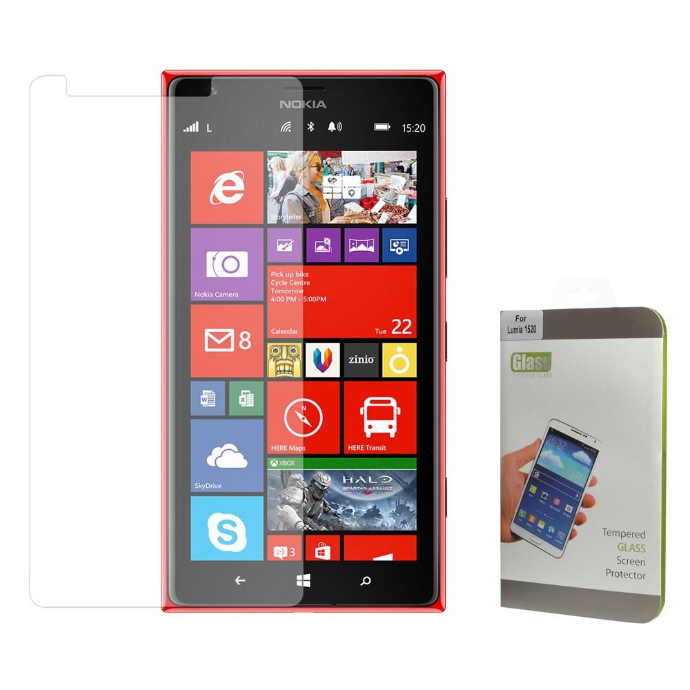 Tvrzené sklo TVC Glass Shield pro Nokia Lumia 1520