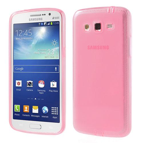 TPU pouzdro TVC pro Samsung Galaxy Grand 2 Duos Barva: Růžová (světlá)