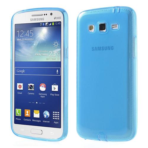 TPU pouzdro TVC pro Samsung Galaxy Grand 2 Duos Barva: Modrá