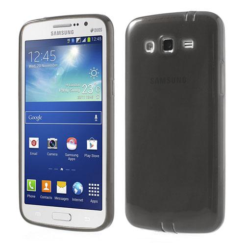 TPU pouzdro TVC pro Samsung Galaxy Grand 2 Duos Barva: Šedá