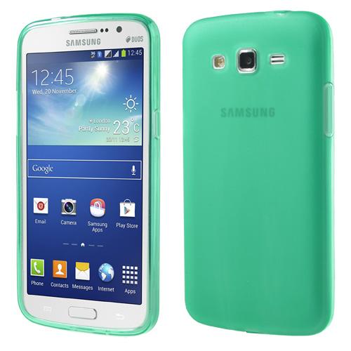 TPU pouzdro TVC pro Samsung Galaxy Grand 2 Duos Barva: Zelená