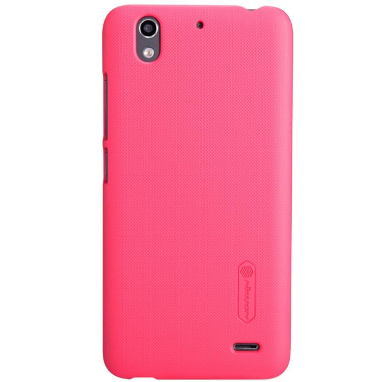 Vroubkované pouzdro Nillkin pro Huawei Ascend G630 Barva: Červená