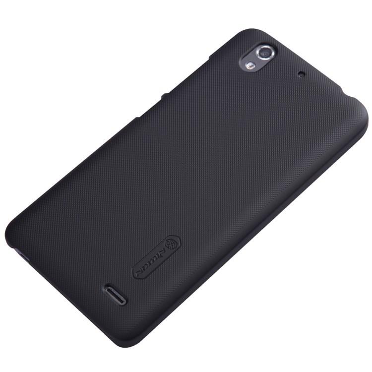 Vroubkované pouzdro Nillkin pro Huawei Ascend G630 Barva: Černá