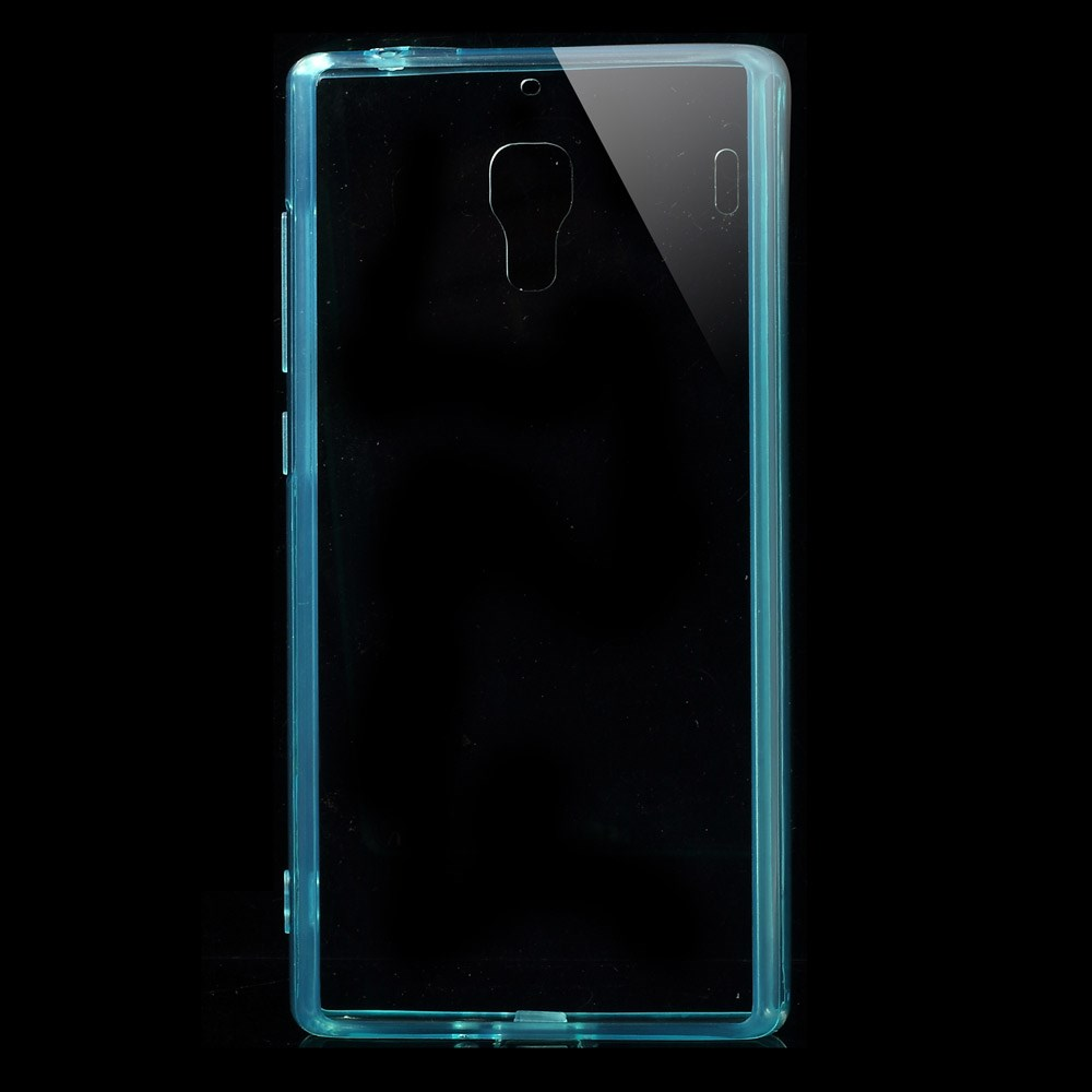 Pouzdro s barevným rámečkem pro Xiaomi Red Rice Barva: Modrá