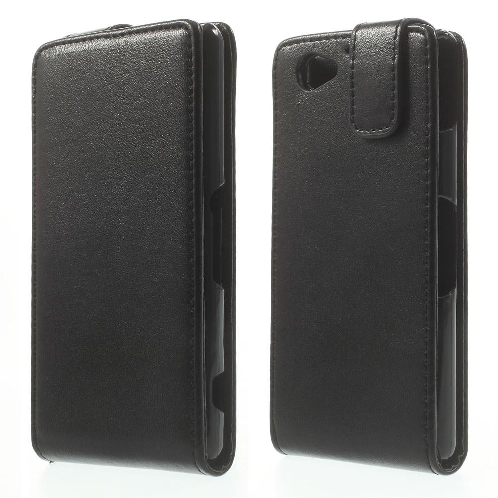 Koženkové pouzdro TVC FlipCase pro HTC Desire 516 Barva: Černá