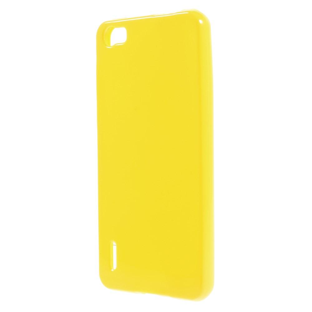 Odolné pouzdro pro Huawei Honor 6 Barva: Žlutá