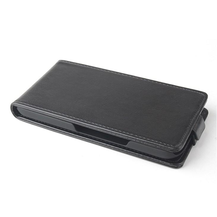 Koženkové pouzdro pro Alcatel OT- 7047D POP C9 Barva: Černá