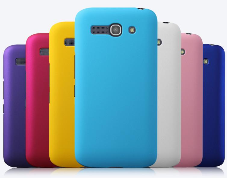 Plastové pouzdro pro Alcatel OT- 7047D POP C9 Barva: Černá