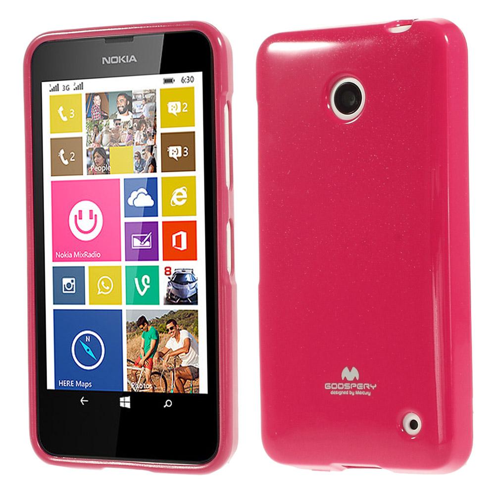 Odolné pouzdro pro Nokia Lumia 630 Barva: Růžová