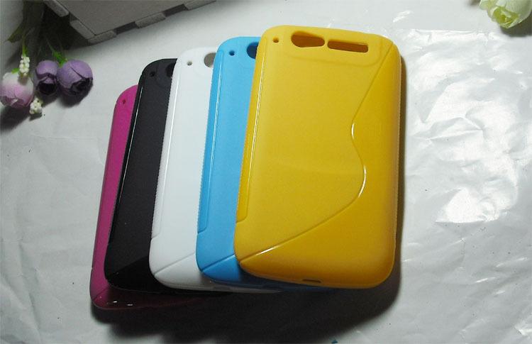 Odolné pouzdro pro Alcatel OT 997d Barva: Žlutá
