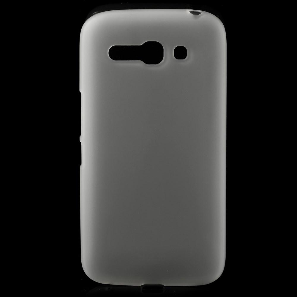 Odolné pouzdro pro Alcatel OT- 7047D POP C9 Barva: Bílá (poloprůhledná)