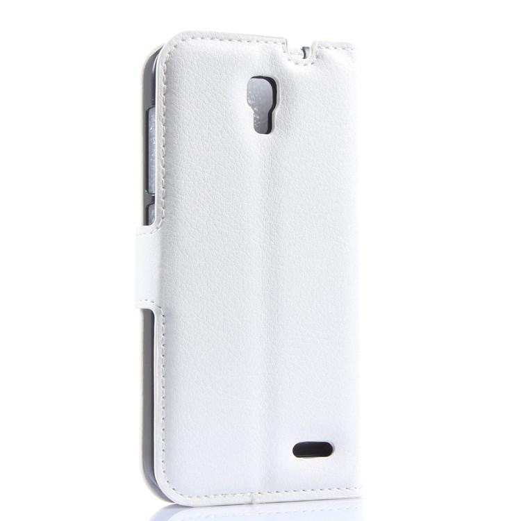 Pouzdro se stojánkem pro Alcatel OT-5042D POP 2 (4.5) Barva: Bílá
