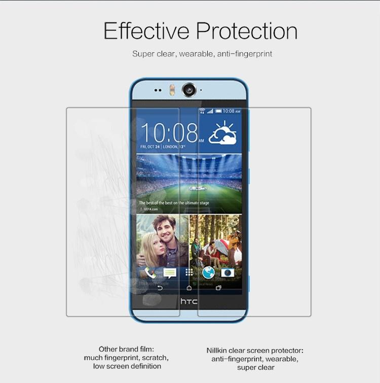 Čirá fólie Nillkin pro HTC Desire Eye