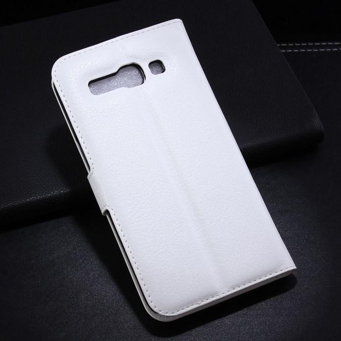 Pouzdro se stojánkem pro Alcatel OT- 7047D POP C9 Barva: Bílá