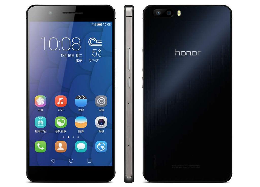 Čirá ochranná fólie TVC ScreenShield pro Huawei Honor 6 Plus