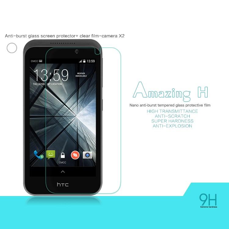 Skleněná ochrana displeje pro HTC Desire 320