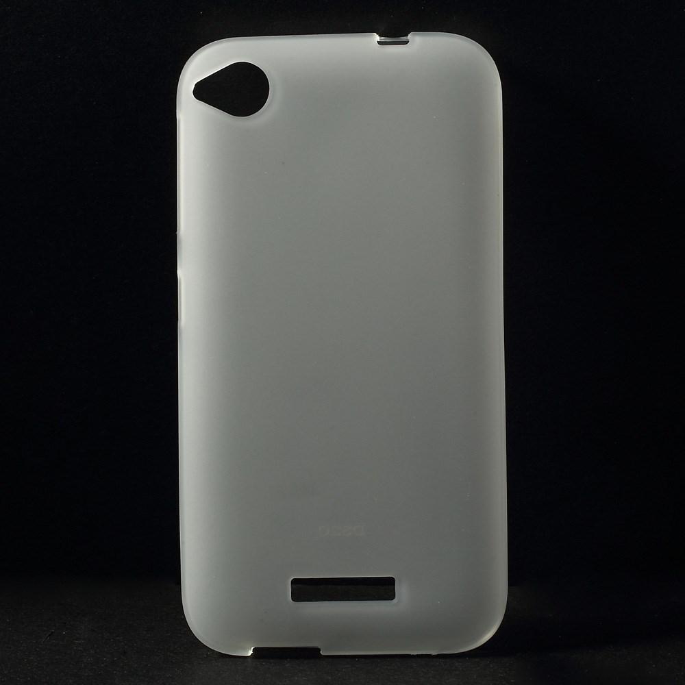 Odolné pouzdro pro HTC Desire 320 Barva: Bílá (poloprůhledná)