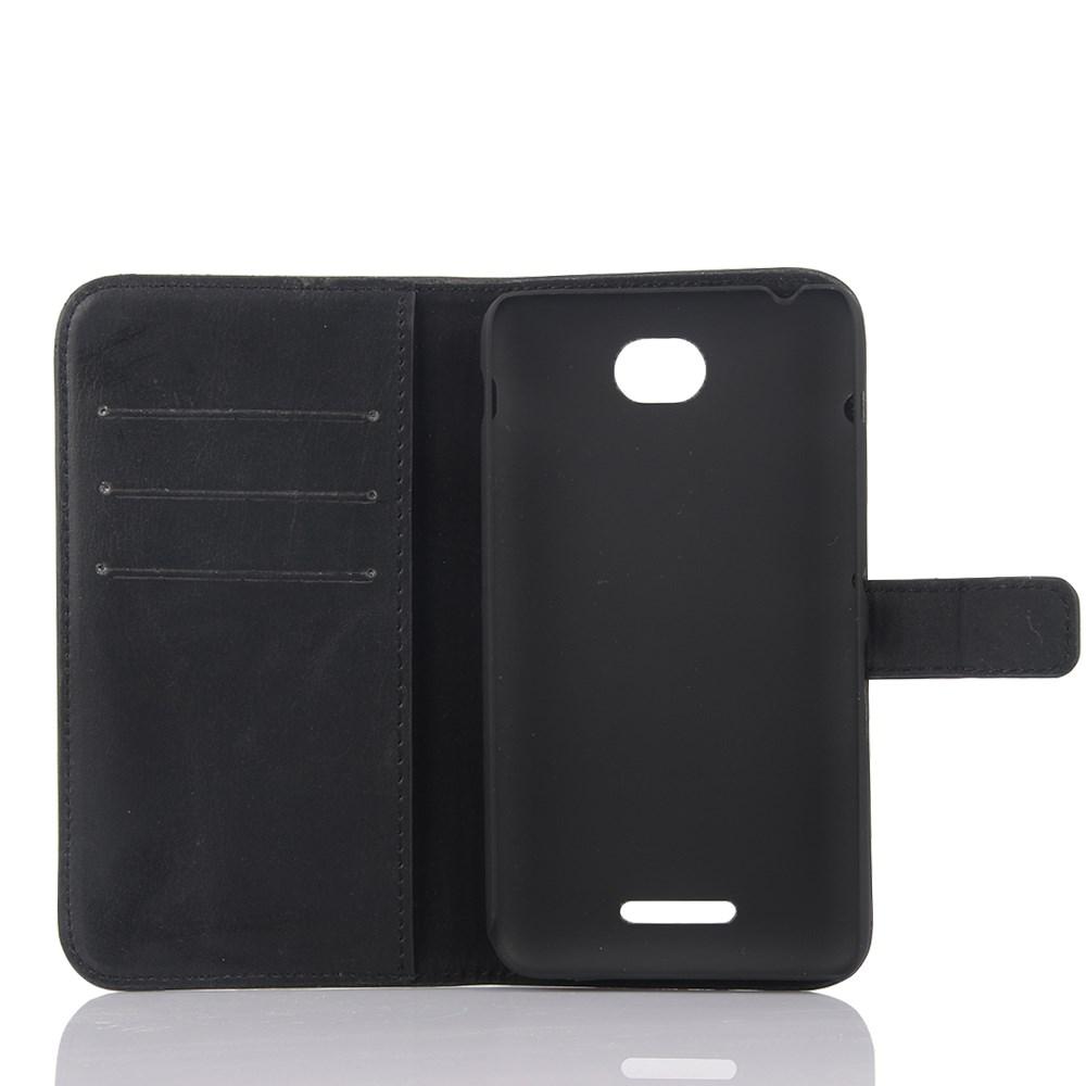 Pouzdro se stojánkem pro Sony Xperia E4 Barva: Černá