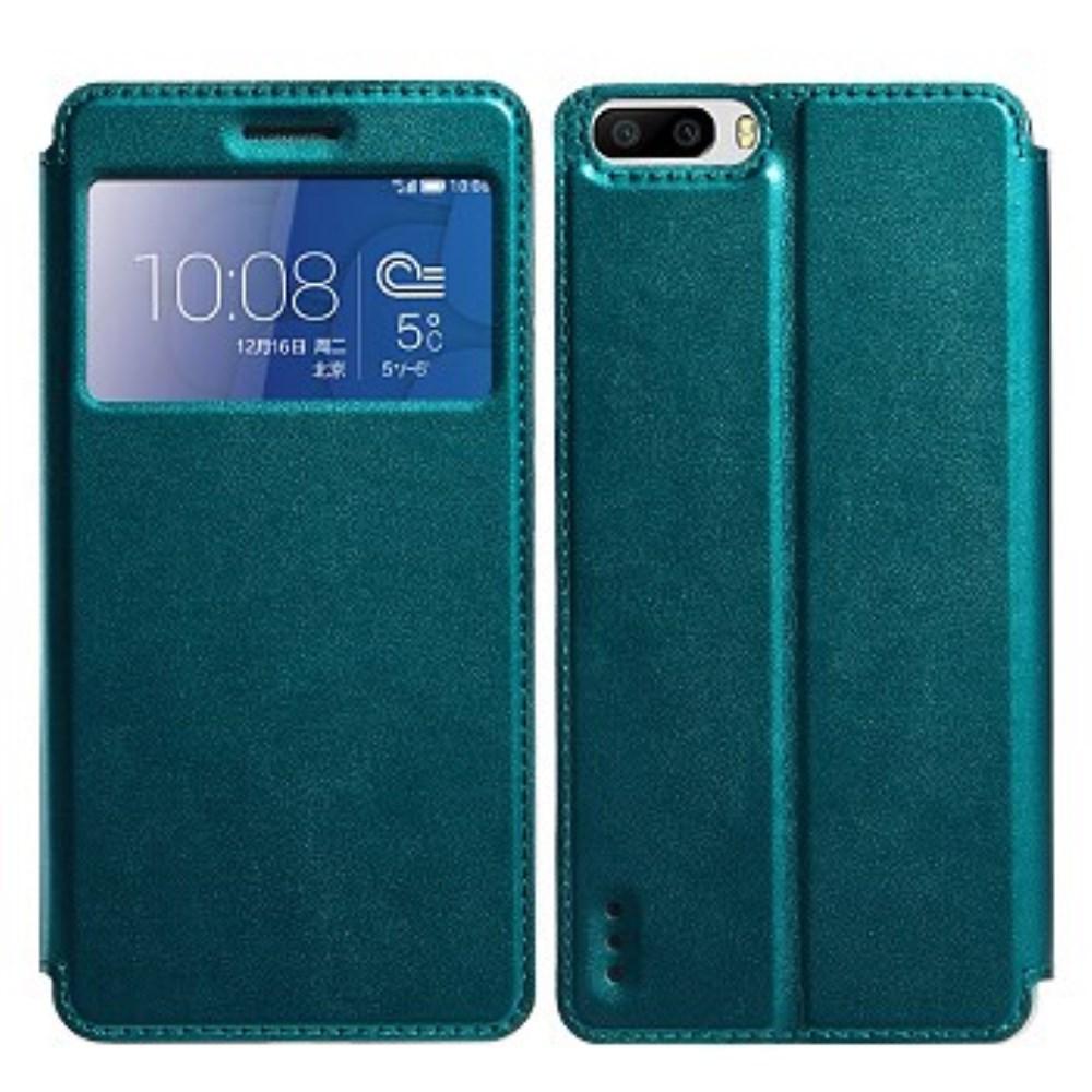 Značkové pouzdro pro Huawei Honor 6 Plus Barva: Modrá
