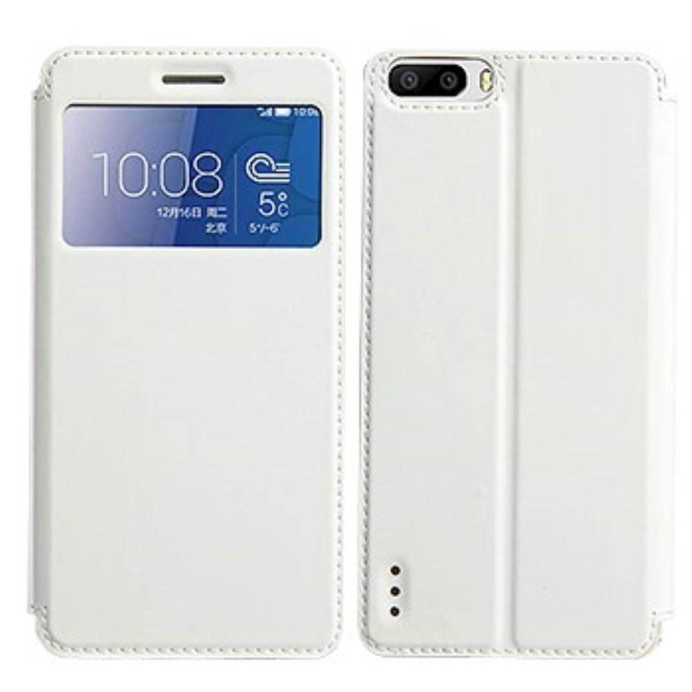 Značkové pouzdro pro Huawei Honor 6 Plus Barva: Bílá