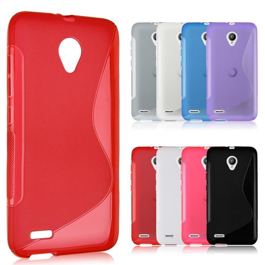 Odolné pouzdro pro Vodafone Smart Prime 6 Barva: Fialová