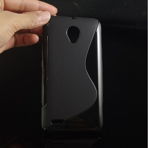 Odolné pouzdro pro Vodafone Smart Prime 6 Barva: Černá
