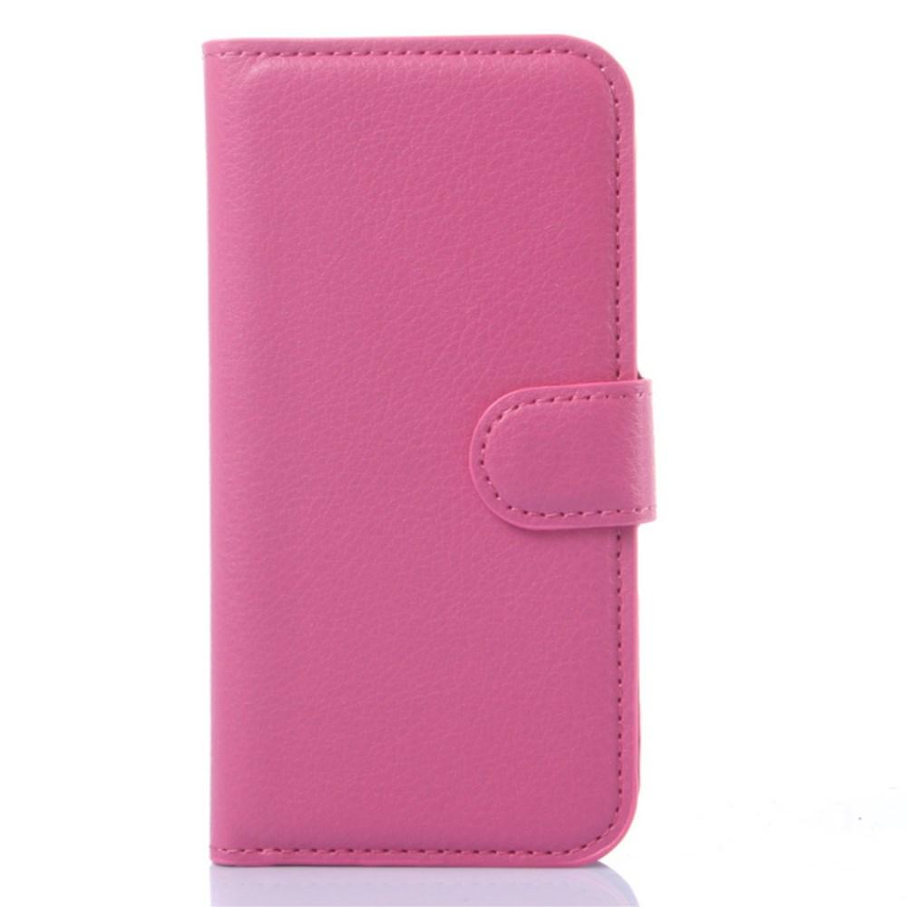 Koženkové pouzdro TVC WalletCase pro Huawei Y540/Y520 Barva: Růžová