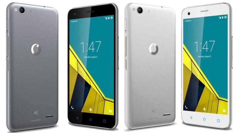 Čirá ochranná fólie pro Vodafone Smart Ultra 6
