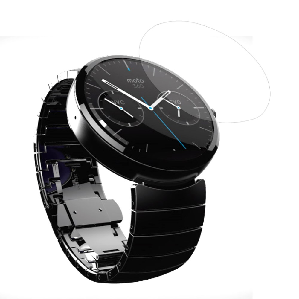 TVC Glass Shield pro Motorola Moto 360 Smart Watch