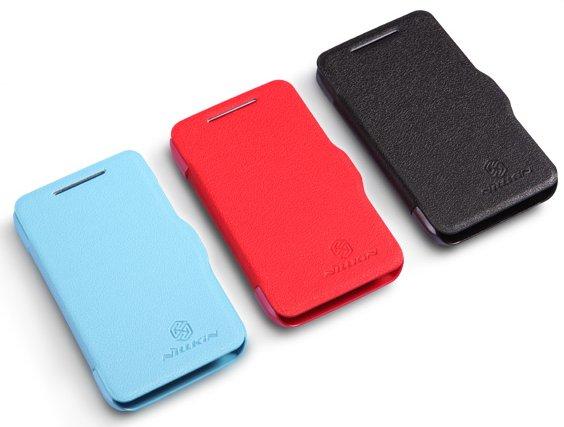 Pouzdro Nillkin Fresh pro HTC Desire 200 Barva: Modrá