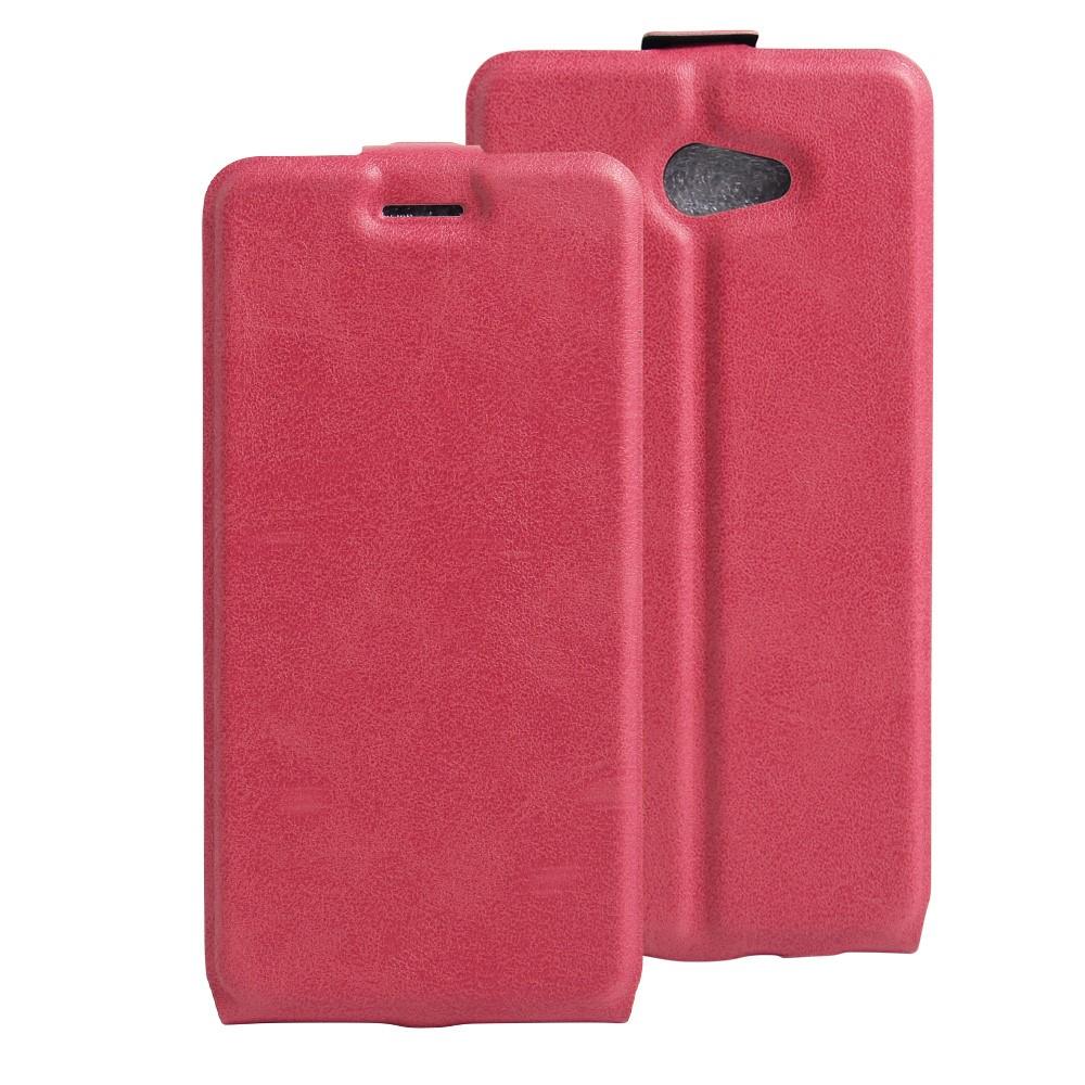 Pouzdro TVC FlipCase pro Vodafone Smart Ultra 7 Barva: Růžová (tmavá)