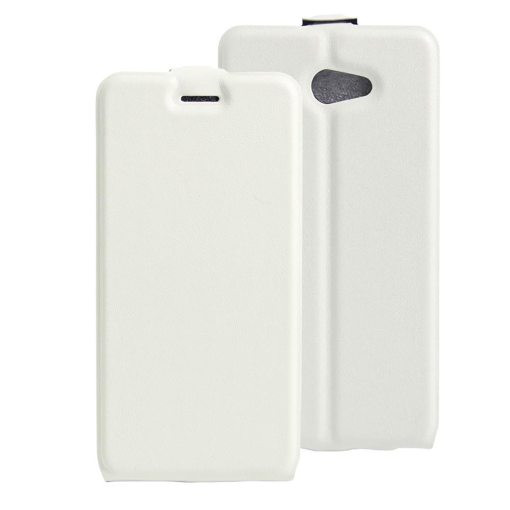 Pouzdro TVC FlipCase pro Vodafone Smart Ultra 7 Barva: Bílá