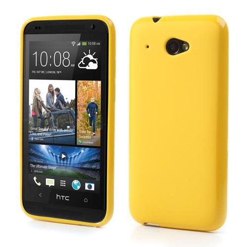 Odolné pouzdro pro HTC Desire 601 Barva: Žlutá