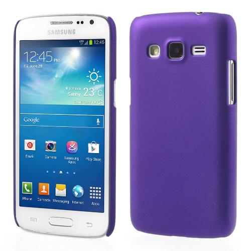 Plastové pouzdro pro Samsung Galaxy Express 2 Barva: Fialová
