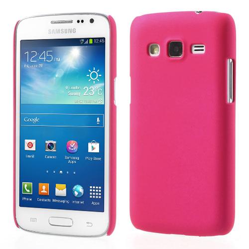 Plastové pouzdro pro Samsung Galaxy Express 2 Barva: Růžová (tmavá)