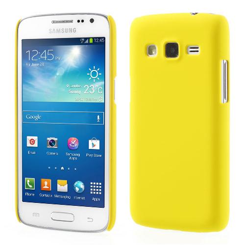 Plastové pouzdro pro Samsung Galaxy Express 2 Barva: Žlutá