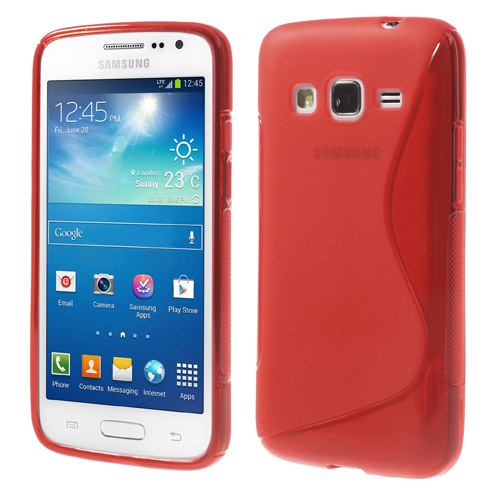 Odolné pouzdro pro Samsung Galaxy Express 2 Barva: Červená
