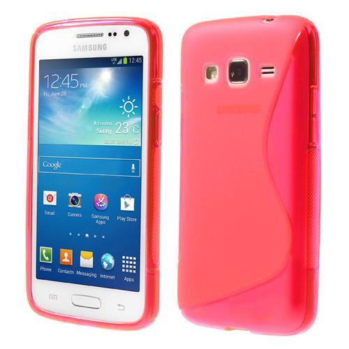 Odolné pouzdro pro Samsung Galaxy Express 2 Barva: Růžová