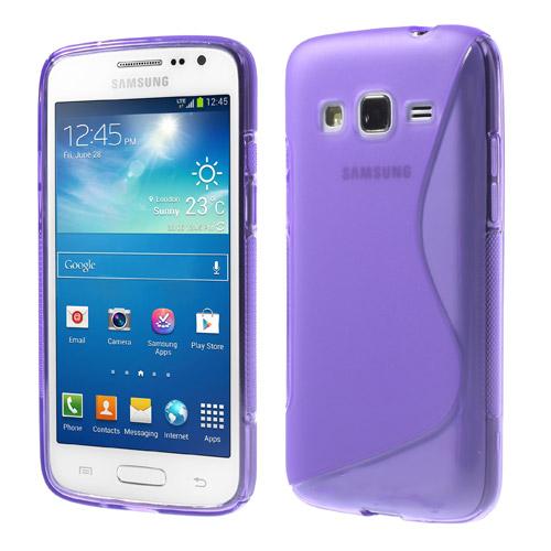 Odolné pouzdro pro Samsung Galaxy Express 2 Barva: Fialová