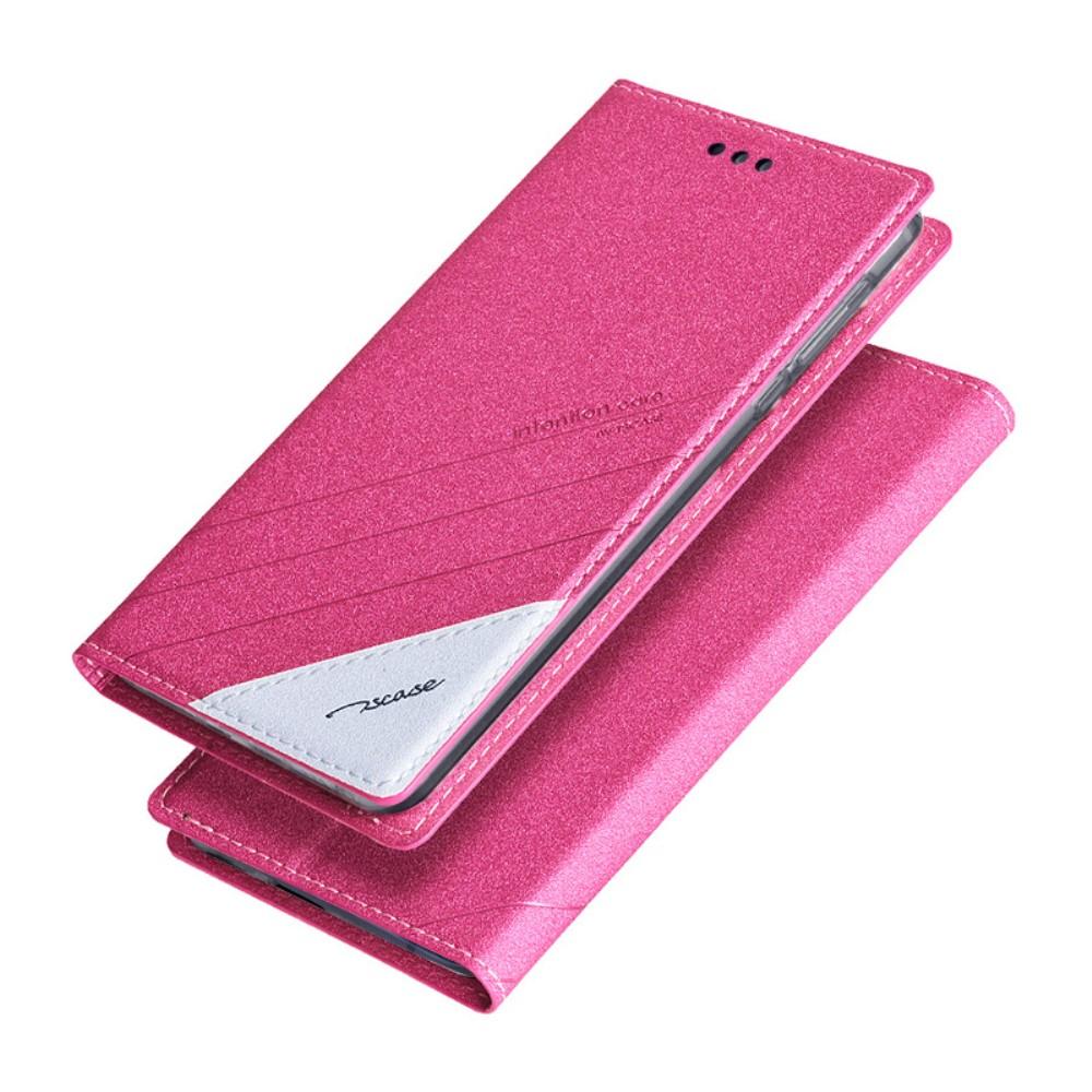 Pouzdro Tscase pro Nokia 6 Barva: Růžová (tmavá)