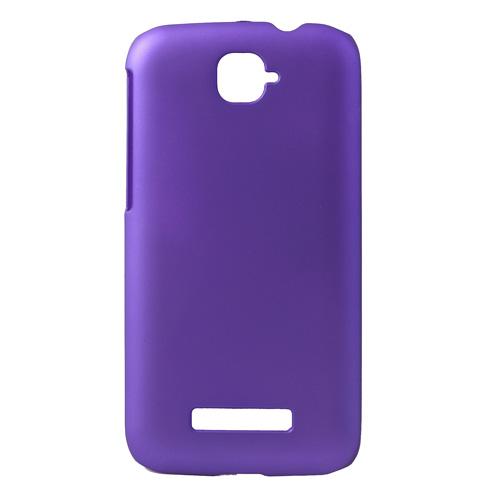 Plastové pouzdro TVC HardCase pro Alcatel OT-7041D POP C7 Barva: Fialová
